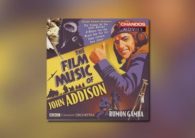 The Film Music of John Addison