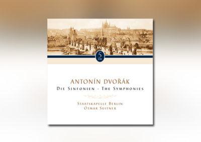 Dvořák: Sinfonien 1-9 (Suitner)