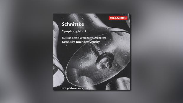 Schnittke: Symphonie Nr. 1 (Chandos)