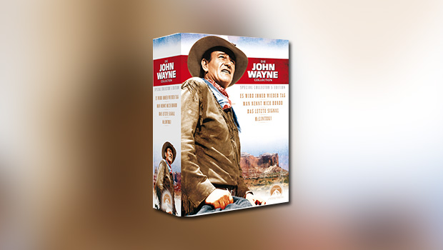 Die John Wayne Collection – Special Collector's Edition