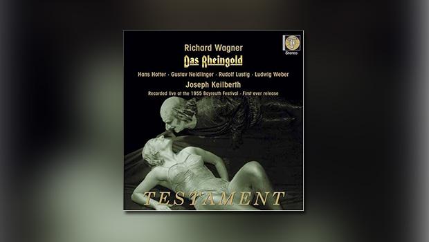 Wagner: Das Rheingold (Bayreuth 1955)