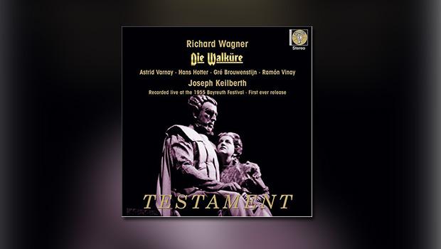 Wagner: Die Walküre (Bayreuth 1955)