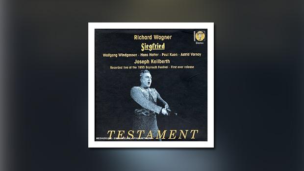 Wagner: Siegfried (Bayreuth 1955)