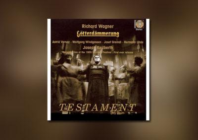 Wagner: Götterdämmerung (Bayreuth 1955)
