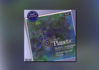 Holst: The Planets • Strauss: Don Juan