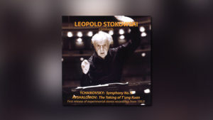 Leopold Stokowski conducts – Experimental Stereo Recordings from 1952!