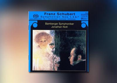 Schubert: Sinfonien 1, 3 & 7