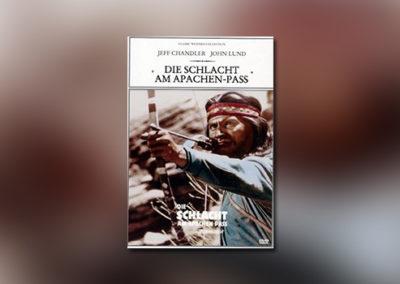 Die Schlacht am Apachen-Pass