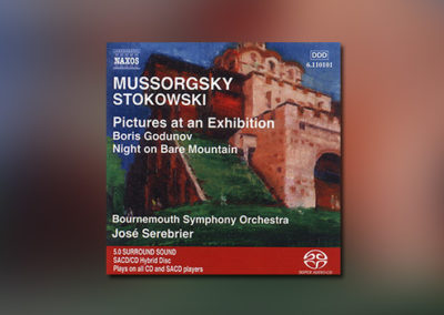 Mussorgsky/Stokowski: Pictures at an Exhibition
