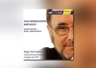 Mendelssohn Bartholdy: Sinfonien 1 & 5