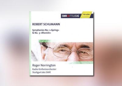 Schumann: Sinfonien 1 & 3 (Norrington)