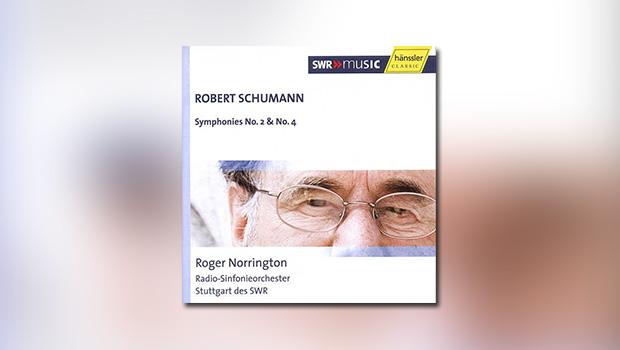 Schumann: Sinfonien 2 & 4 (Norrington)