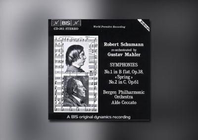 Schumann: Sinfonien 1 & 2 (Mahler-Orchestration)