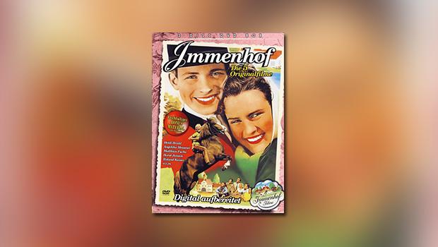 Immenhof: Die 5 Originalfilme auf DVD