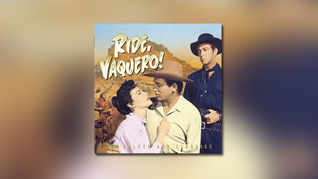 Ride, Vaquero! • The Outriders