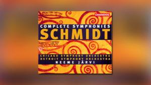 Schmidt: Sinfonien 1-4 (Järvi)