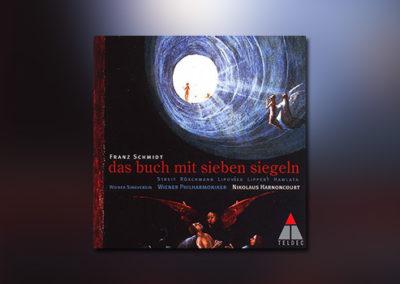 Schmidt: Das Buch mit sieben Siegeln (Harnoncourt)
