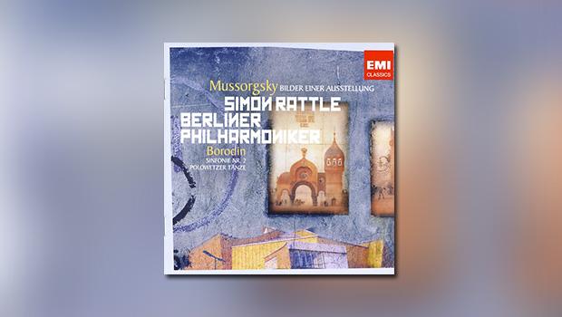Mussorgsky/Borodin: Berliner Silvesterkonzert 2007