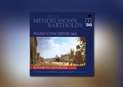 Mendelssohn Bartholdy: Klavierkonzerte 1 & 2