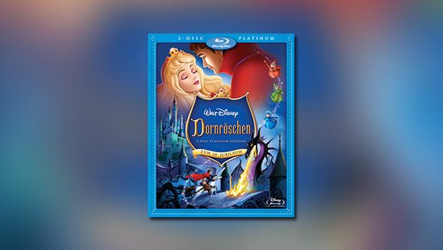 Dornröschen (Platinum-Edition, Blu-ray)