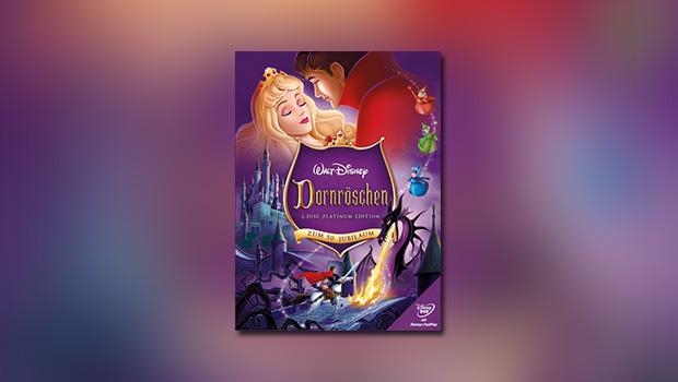 Dornröschen (Platinum-Edition, DVD)