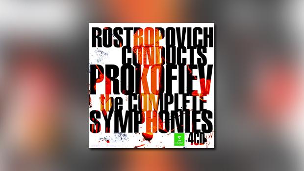 Rostropowitsch dirigiert Prokofjew: Sämtliche Sinfonien