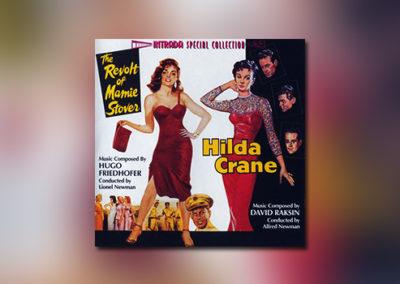 The Revolt of Mamie Stover • Hilda Crane