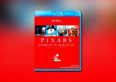 Pixars komplette Kurzfilm-Collection (Blu-ray)