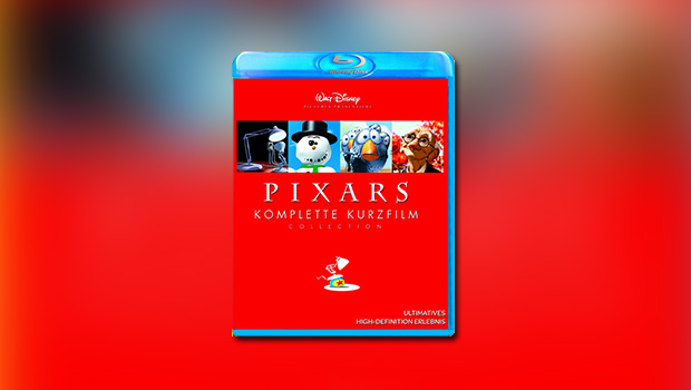 Pixars komplette Kurzfilm-Collection (Blu-ray)