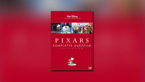Pixars komplette Kurzfilm-Collection (DVD)