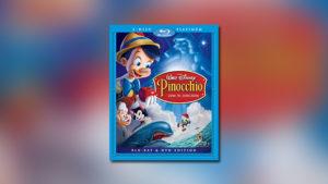 Pinocchio (Platinum Edition, Blu-ray)