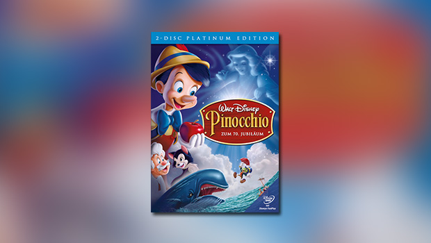 Pinocchio (Platinum Edition, DVD)