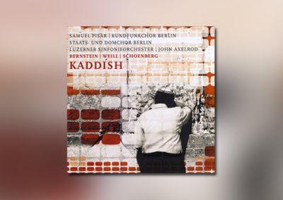 Kaddish (Bernstein, Weill, Schönberg)