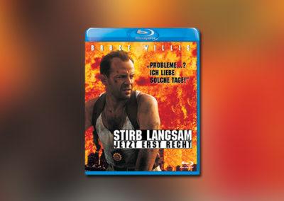 Stirb langsam 3: Jetzt erst recht (Blu-ray)