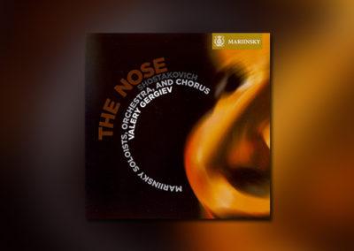 Schostakowitsch: Die Nase