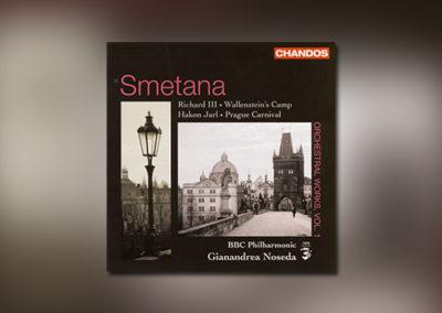 Smetana: Orchesterwerke, Vol. 1