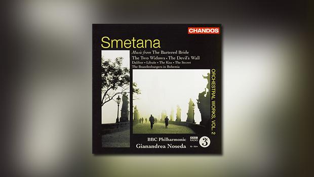 Smetana: Orchesterwerke, Vol. 2