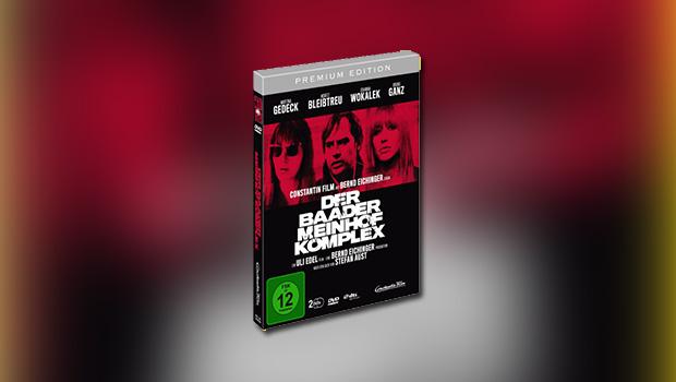 Der Baader Meinhof Komplex (DVD)