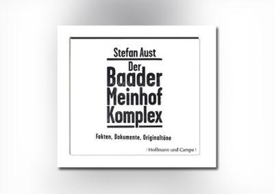 Der Baader Meinhof Komplex: Fakten, Dokumente, Originaltöne (Hörbuch)