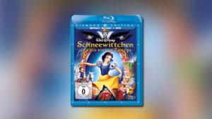 Schneewittchen und die sieben Zwerge (Diamond-Edition, Blu-ray)