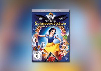 Schneewittchen und die sieben Zwerge (Platinum-Edition, DVD)