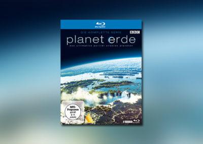 Planet Erde (komplette TV-Serie auf Blu-ray)