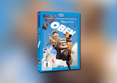 Up – Oben (Blu-ray)