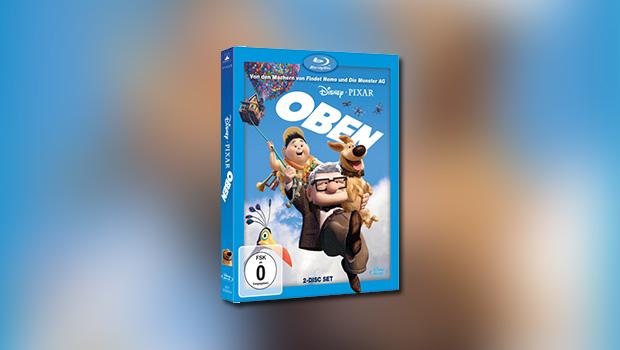 Up – Oben (Blu-ray)
