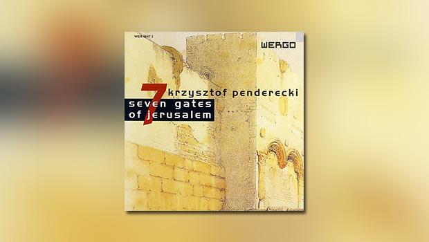 Krzysztof Penderecki: Symphony No. 7 (WERGO)