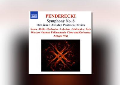 Krzysztof Penderecki: Symphony No. 8