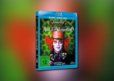 Tim Burtons Alice im Wunderland (Blu-ray)