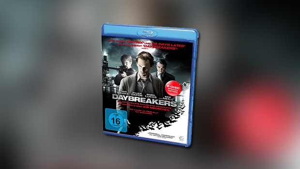 Daybreakers (Special Edition, Blu-ray)