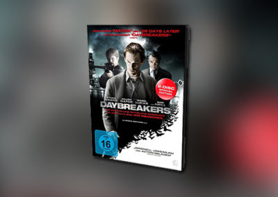 Daybreakers (Special Edition, DVD)
