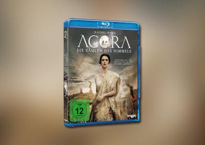 Agora – Die Säulen des Himmels (Blu-ray)